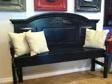 black bench- sold