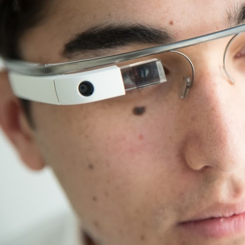 fungsi Google Glass
