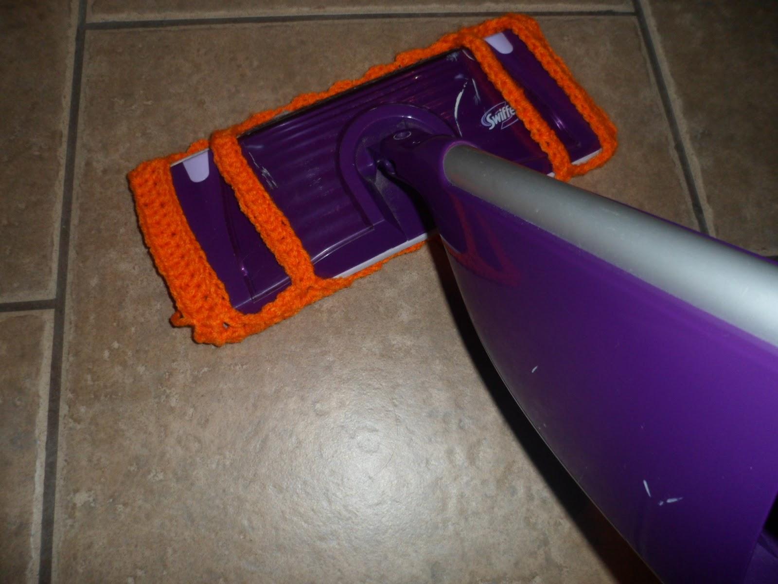 My Heart Vine Crochet Make Your Own Reusable Swiffer Wet Jet Mop