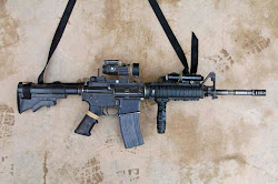 M4 Carbine and accessories