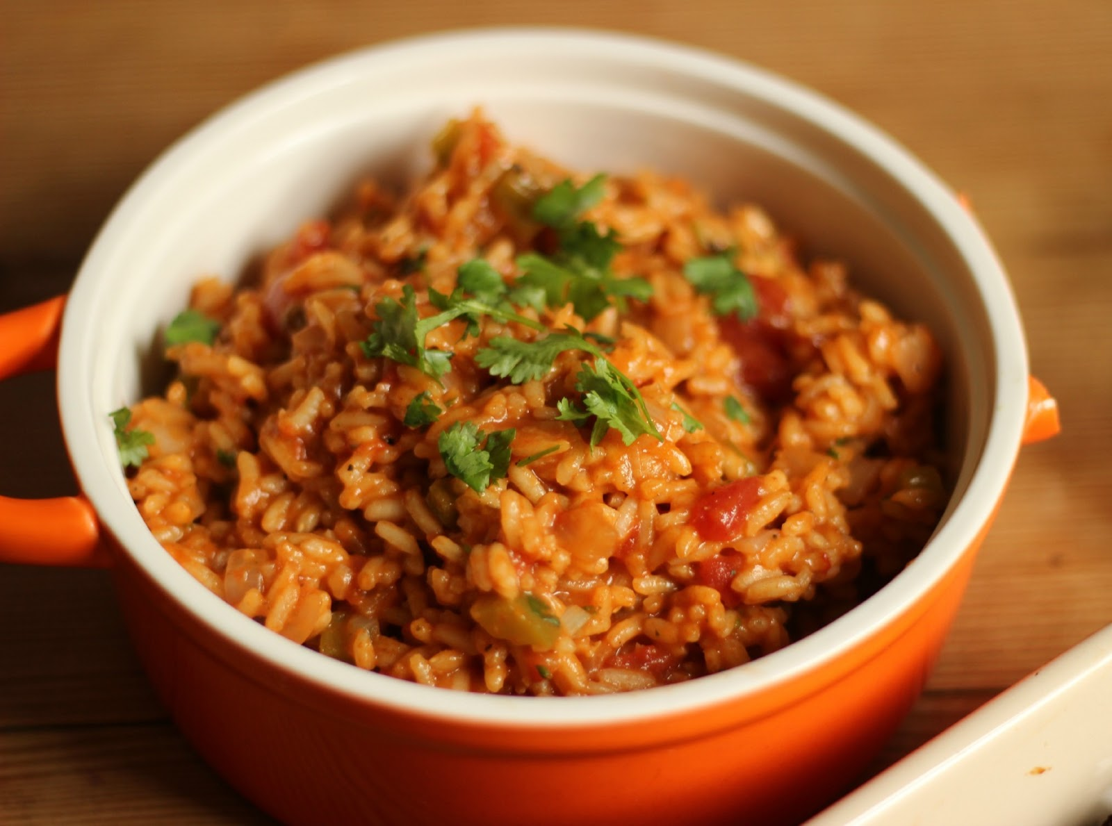 how to make sauce for rice