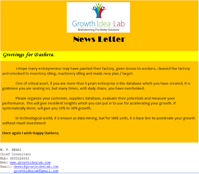 Newsletter 2 - Growth Idea Lab