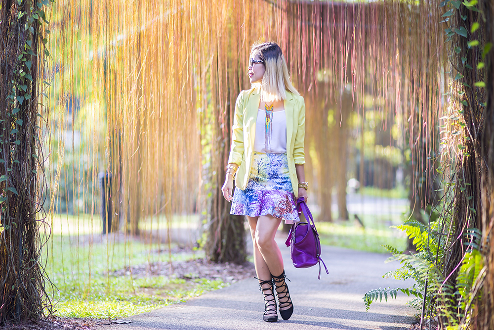 Crystal Phuong- Singapore Fashion Blog- A dream road