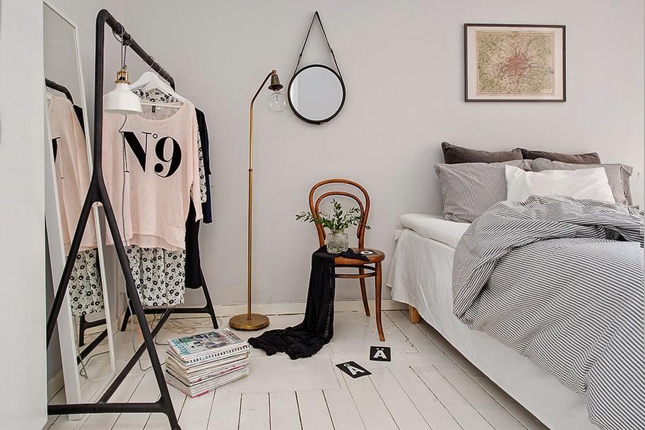 Decoraci n f cil crear un sencillo dormitorio low cost - Diy decoracion habitacion ...