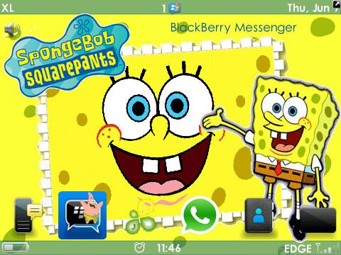 Download Tema Lucu Untuk Blackberry