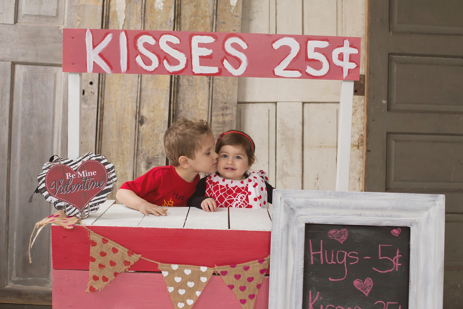 Baby Kisses Greatstitch