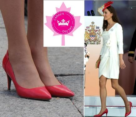 Awesomely Design of Kate Middleton Shoes 2012