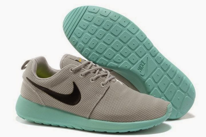 Nike Roshe Run Mesh Mens Running Shoes Dark BlueVolt 2013 Cheap