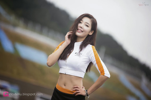 1 Jo Sang Hi - CJ Super Race 2013 R6 - very cute asian girl-girlcute4u.blogspot.com
