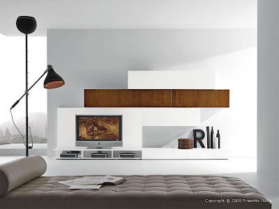 Modern Living Room 11
