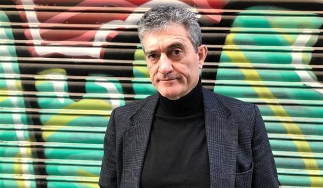 GUILLERMO FESSER CONFINADO EN MADRID