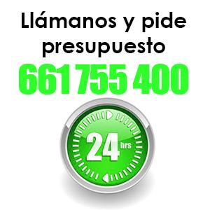 Las 24 horas en Cerrajeros Santander