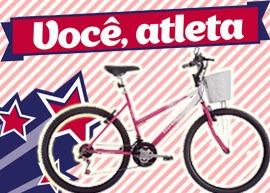 """Concurso Cultural """"Você Atleta"""" - Ganhe uma Bike da Todateen!"""