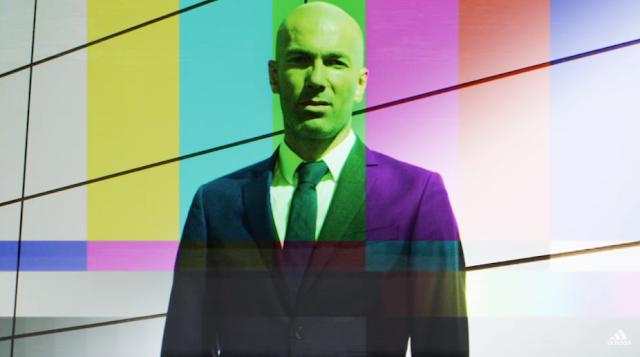 adidas incorpora a Zidane a su estrategia