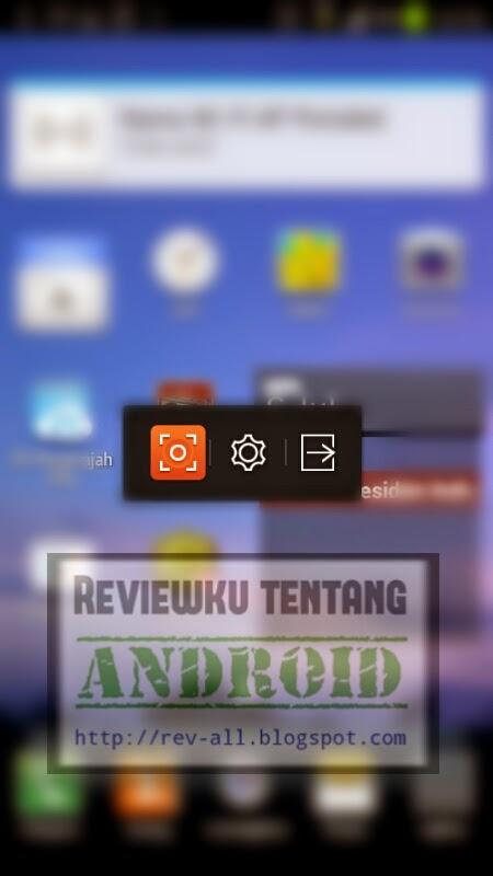 Tampilan utama SCR free (screen recorder) - aplikasi android untuk merekam layar - rev-all.blogspot.com