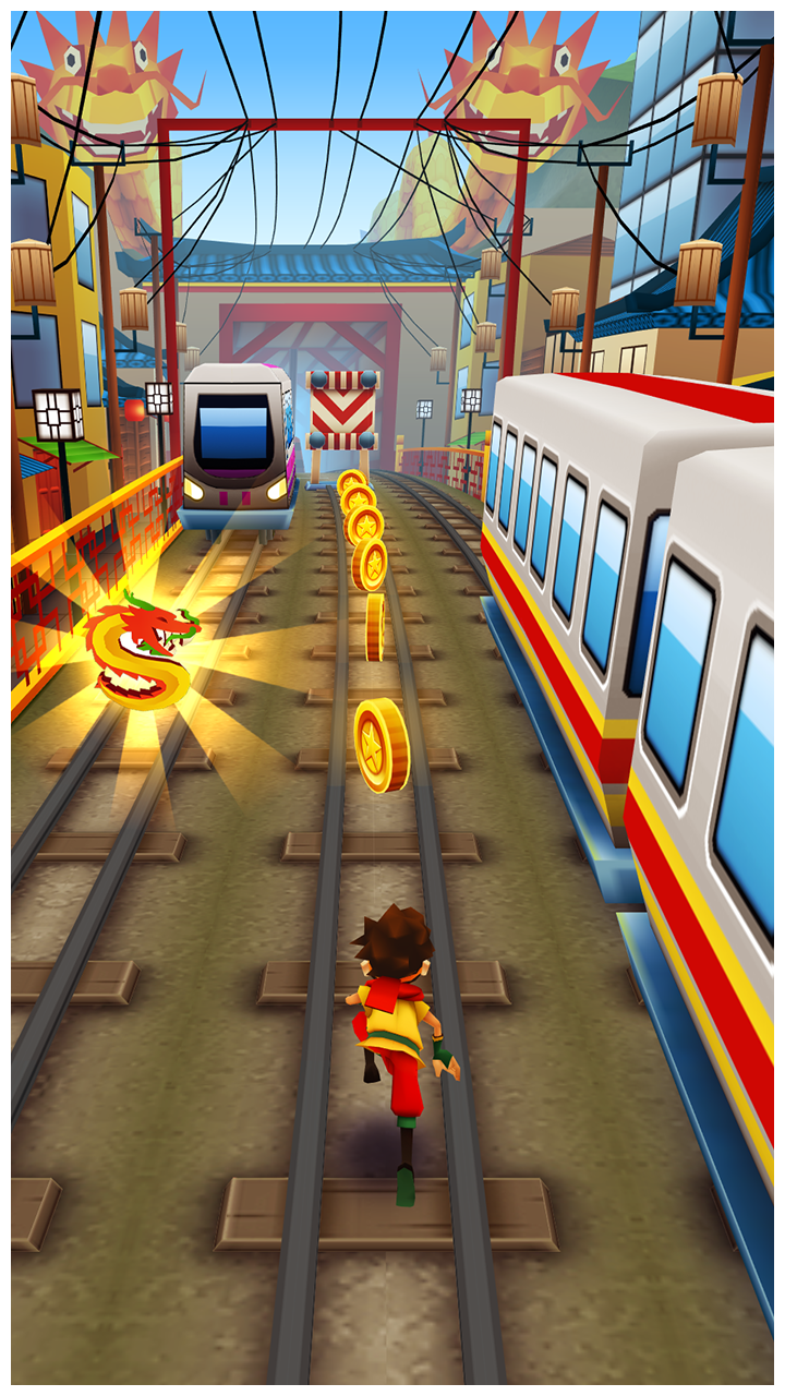 Descargar Subway Surfers World Tour Beijing Ultimate hackeado v1.13.0