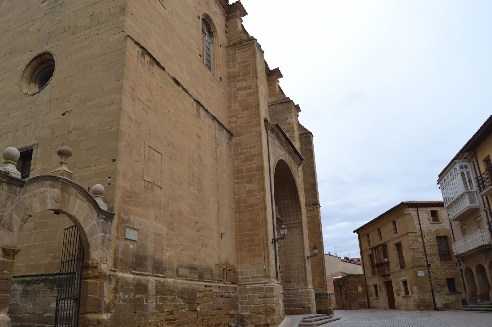 Igelsia de Haro. Guía de viaje de La Rioja Alta. Tu Maleta.