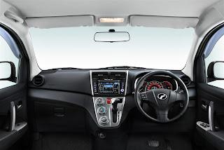 Perodua Myvi 1.5 EXTREME 13 Interior GAMBAR DAN HARGA PERODUA MYVI SE 1.5 DAN MYVI EXTREME 1.5