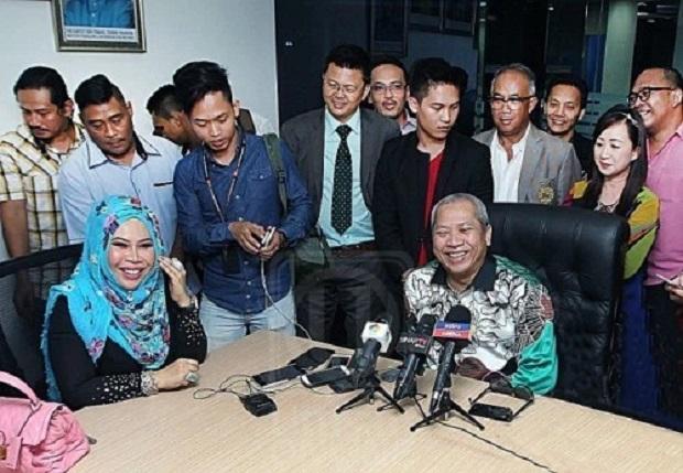 Dato' Seri Vida dilantik sebagai Penasihat Kehormat bola Kelantan
