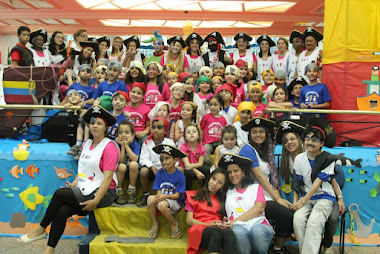 EBF - EM BUSCA DO TESOURO 2011