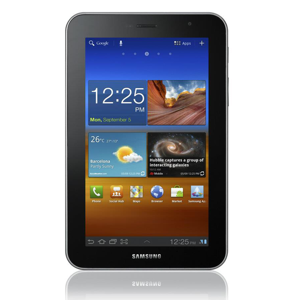 Samsung Galaxy P6200 Tablet with 3G, WiFi, 16GB, Voice call, Android 3