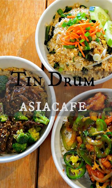 Tin Drum Asian Cafe Menu