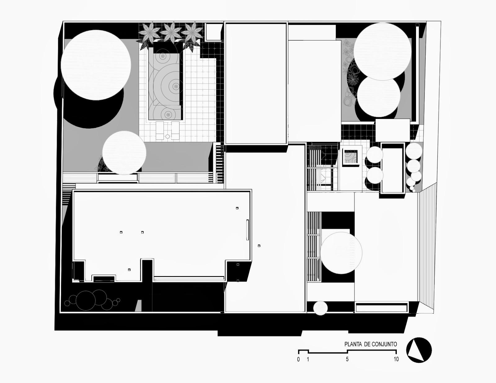 Apuntes revista digital de arquitectura proyecto casa for Que es una planta arquitectonica