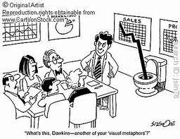 metaphor cartoon