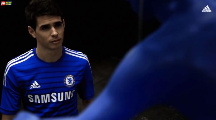 Oscar dos Santos Emboaba Júnior - Jersey Men Chelsea Home 2015 - DistributorJerseyBekasi.com