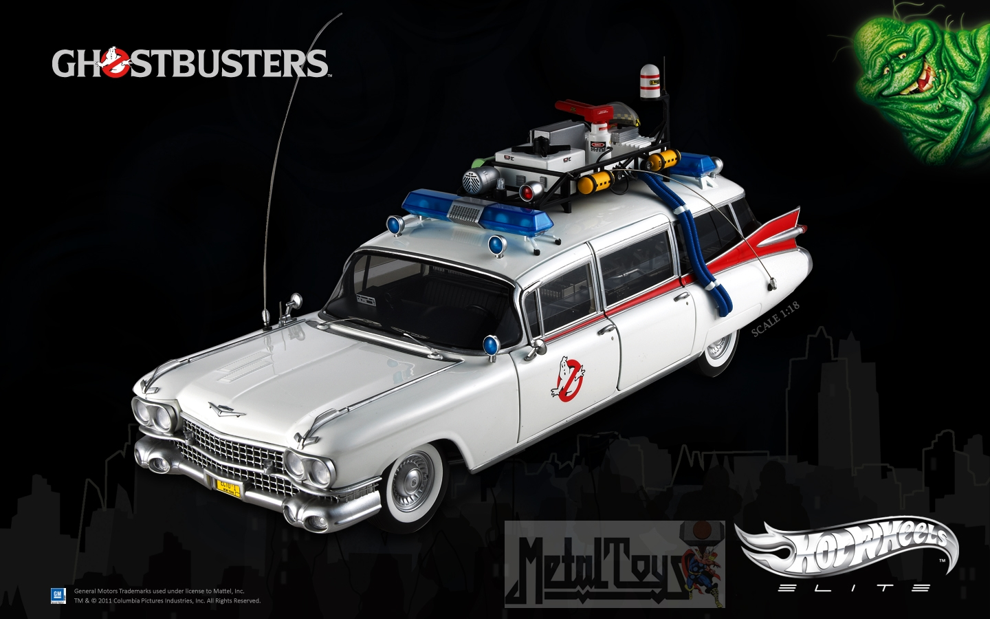 ecto 1 ghostbusters wallpaper - photo #6