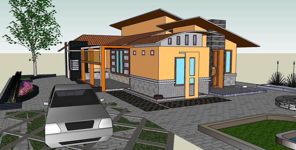 desain perencanaan rumah dalam manajemen konstruksi