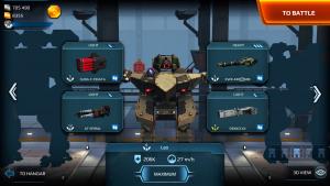Walking War Robots v1.0.1 MOD APK + DATA (Unlimited Ammo)
