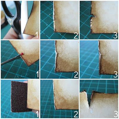 Как сделать рваные края у изображения