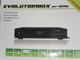Nova Atualização Evo-920c 17-02-2013