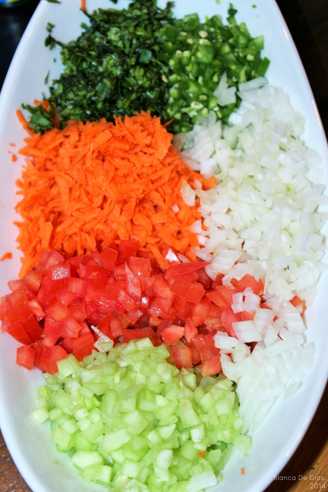 como hacer ceviche mexicano de pescado