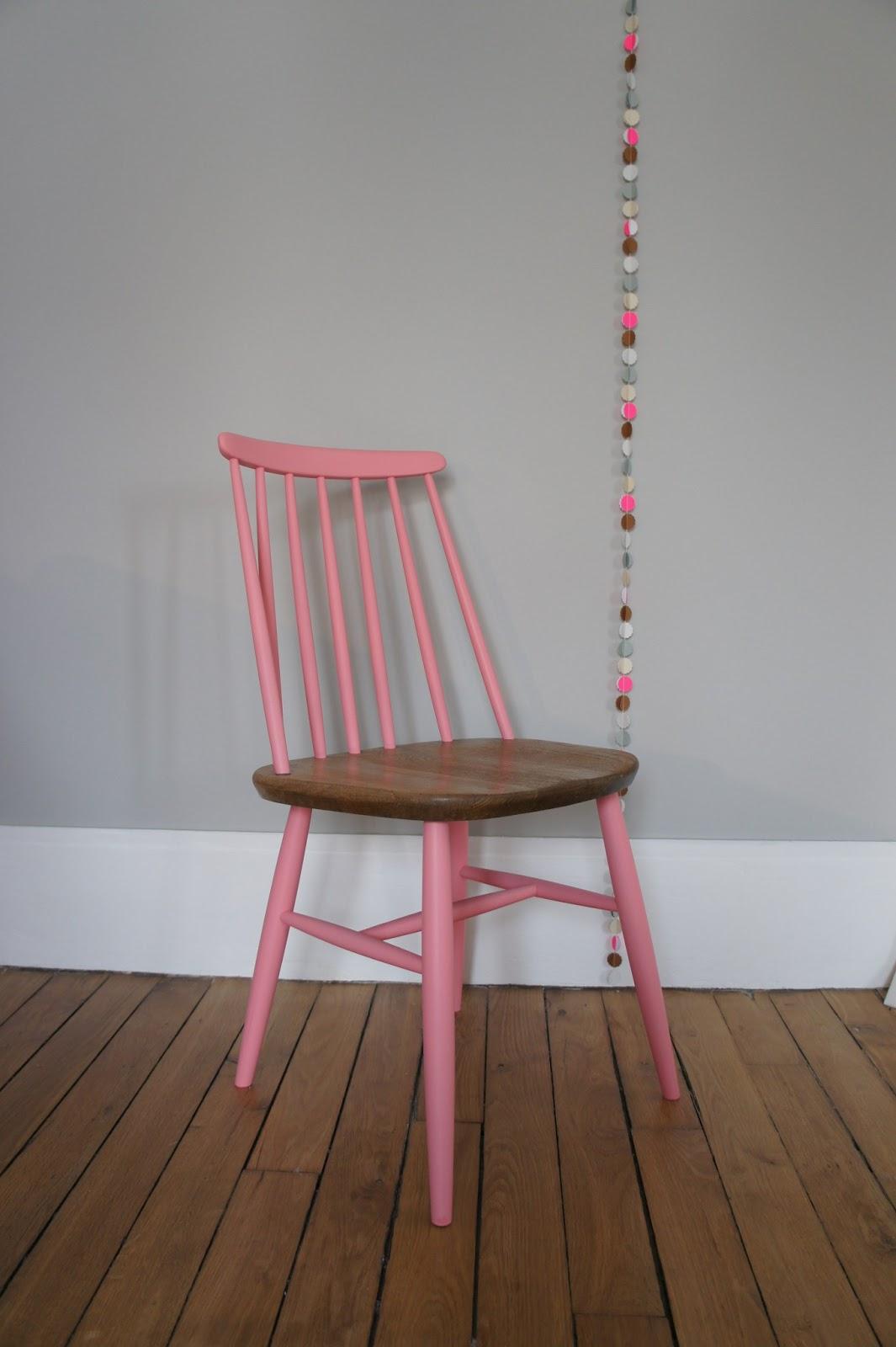 Atelier petit toit les chaises sur commande avril 13 for Les chaises