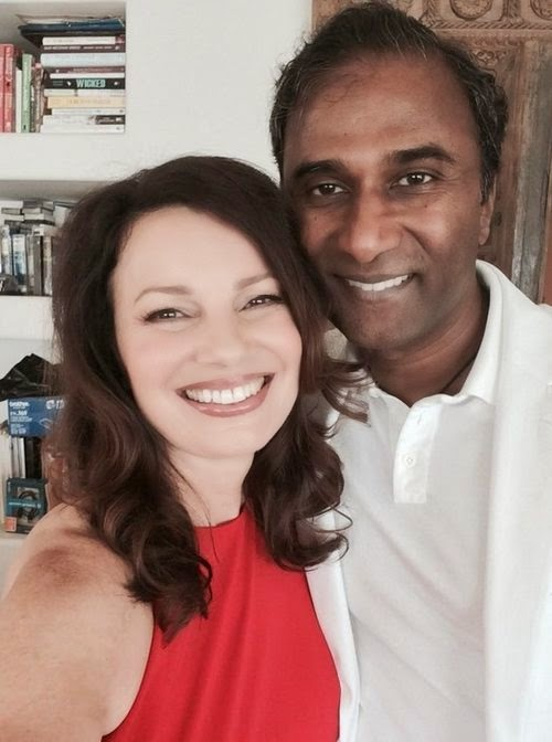 Surprise! Fran Drescher married her Shiva