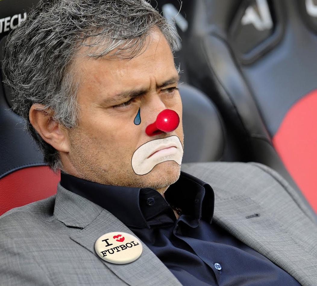 ¡ULTIMA HORA! mensaje de S.M. El Rey Mourinho