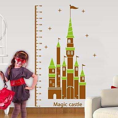 vinilos infantiles, vinilos baratos, pegatinas de pared infantiles, decorar con vinilos