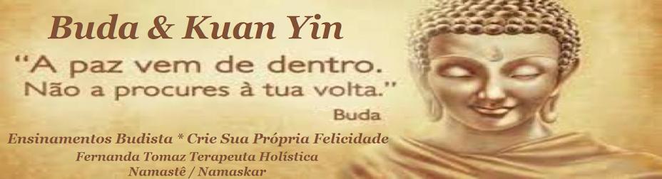 Buda e Kuan Yin Fernanda Tomaz