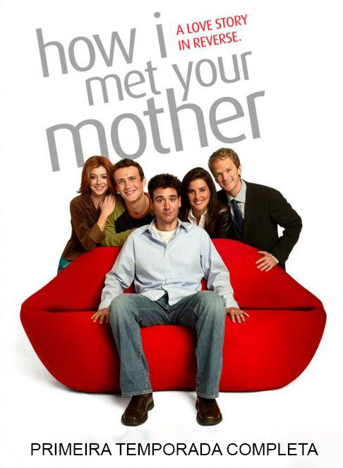 How I Met Your Mother 1ª Temporada Torrent - WEB-DL 720p Dual Áudio
