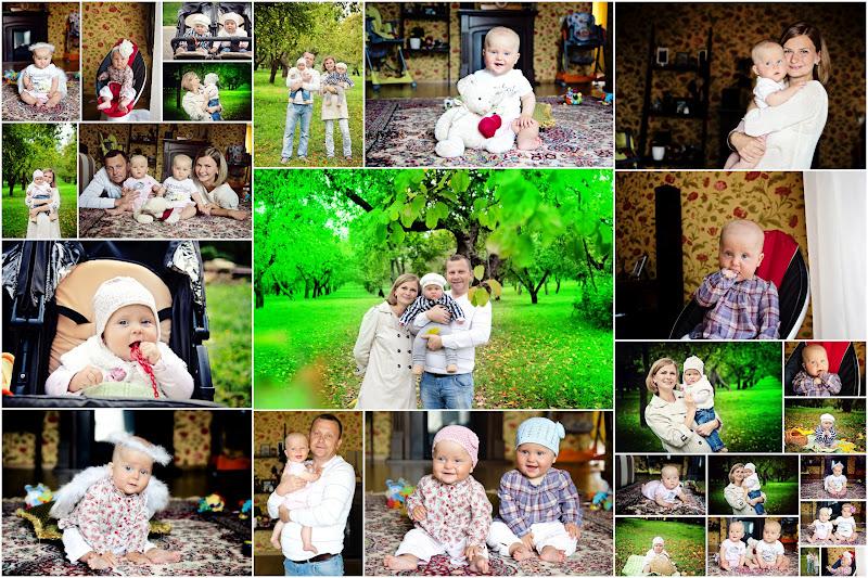 Коллаж из фотографий примеры