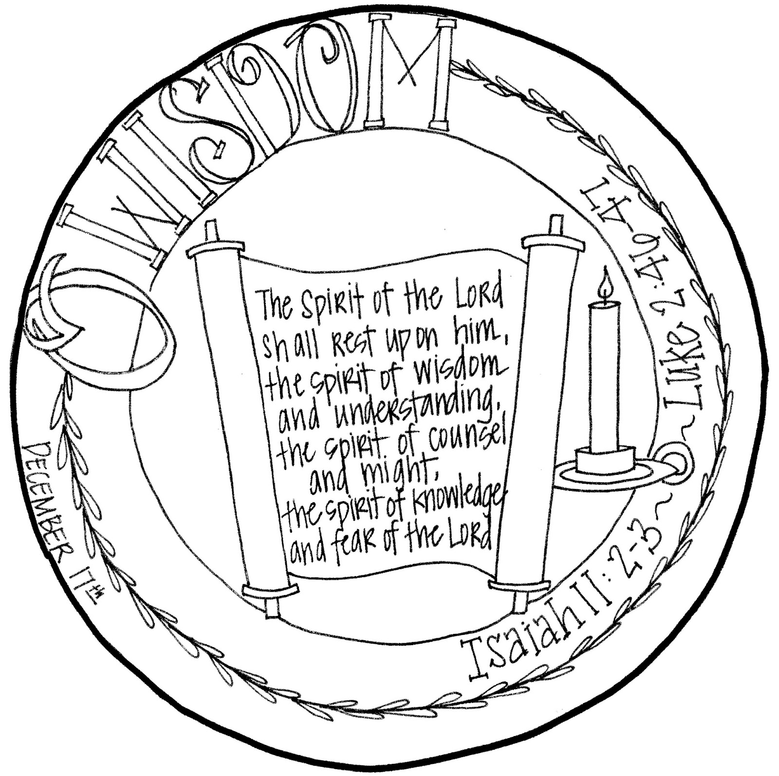Look to Him and be Radiant: The O Antiphons