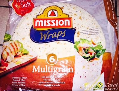 Mission Wraps Degustabox Noviembre 2015