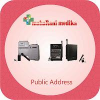 cv. maharani medika public address produk dan bkkbn 2013