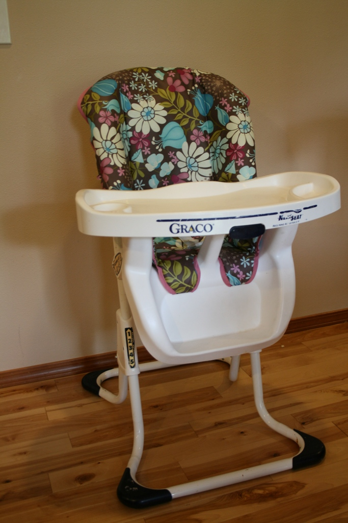 And Best Of All You Can Follow Along And DIY To Your Old High Chair Cover!