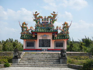 Chinese Style Monument