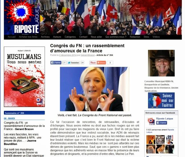 http://ripostelaique.com/congres-du-fn-un-rassemblement-damoureux-de-la-france.html?utm_source=feedburner&utm_medium=email&utm_campaign=Feed%3A+ripostelaique%2FznSM+%28Riposte+Laique%29