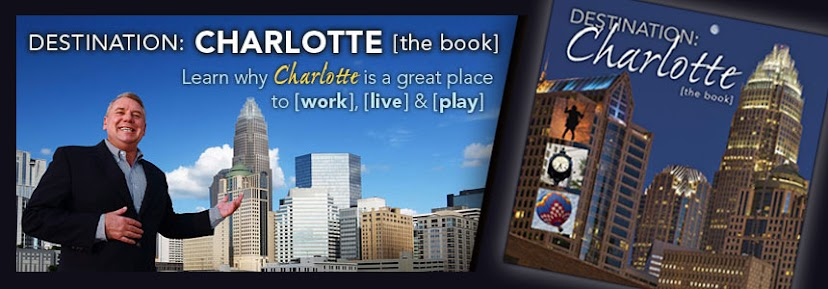 Destination: Charlotte [the book] -