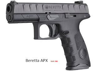 Le pistole automatiche Beretta Taurus Smith & Wesson